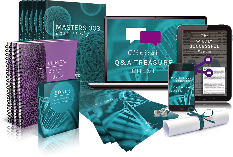 masters 303 semester full kit