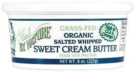 butter grass fed